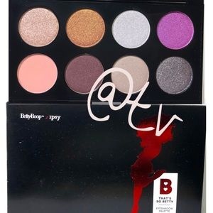 2/$25 Betty Boop Thats So Betty Eyeshadow Palette